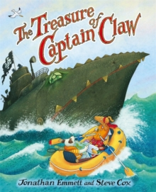 The Treasure of Captain Claw, Paperback Book