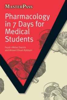 Pharmacology in 7 Days for Medical Students, Paperback Book
