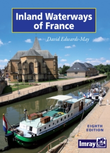 Inland Waterways of France, Hardback Book