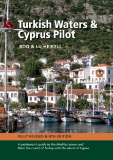Turkish Waters Pilot, Hardback Book