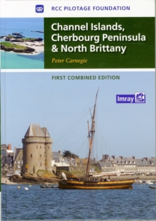 Channel Islands, Cherbourg Peninsula, North Brittany, Hardback Book