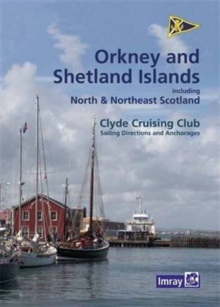 CCC Orkney and Shetland Islands : Including North and Northeast Scotland, Spiral bound Book