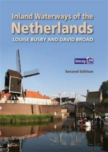 Inland Waterways of the Netherlands, Paperback Book