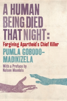 Human Being Died That Night, Paperback Book