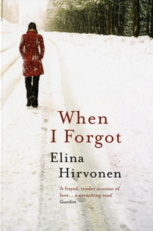 When I Forgot, Paperback / softback Book