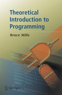 Theoretical Introduction to Programming, Paperback Book