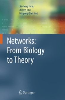Networks: From Biology to Theory, Hardback Book