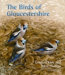 The Birds of Gloucestershire, Hardback Book