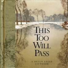THIS TOO WILL PASS, Hardback Book