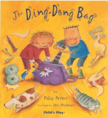 The Ding Dong Bag, Paperback Book