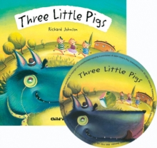 Three Little Pigs, Mixed media product Book