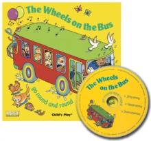 The Wheels on the Bus Go Round and Round, Mixed media product Book