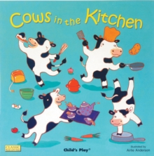 Cows in the Kitchen, Board book Book