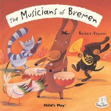 The Musicians of Bremen, Paperback Book