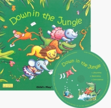 Down in the Jungle, Mixed media product Book