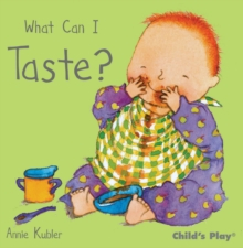 What Can I Taste?, Board book Book