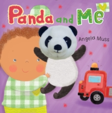 Panda and Me, Board book Book