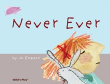 Never Ever, Paperback Book