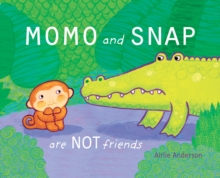 Momo and Snap, Paperback Book