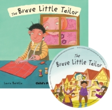 The Brave Little Tailor, Mixed media product Book
