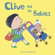 Clive and His Babies, Board book Book