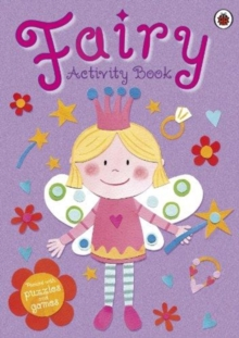 MY FAIRY ACTIVITY BOOK, Paperback Book