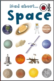 Mad About Space, Hardback Book