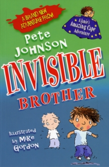 Invisible Brother, Paperback / softback Book