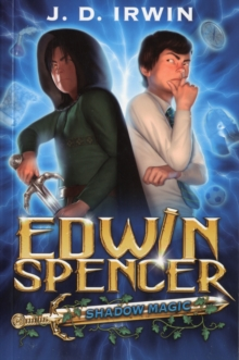Edwin Spencer Shadow Magic, Paperback Book
