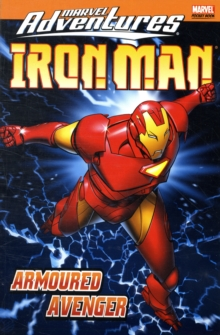 Iron Man Armoured Avenger, Paperback Book