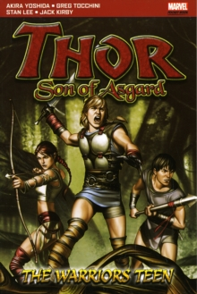 Thor Son of Asgard : The Warriors Teen, Paperback Book