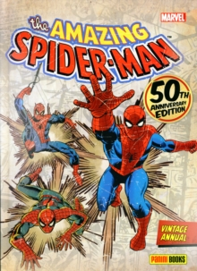 Spider-Man Vintage Annual, Hardback Book