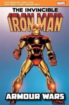 Iron Man: Armour Wars, Paperback Book