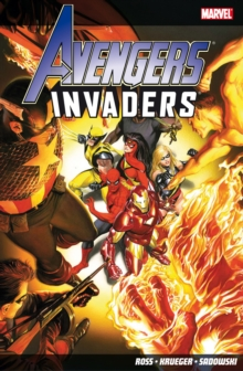 Avengers Invaders, Paperback / softback Book