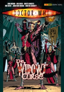 Doctor Who: The Widow's Curse, Paperback / softback Book