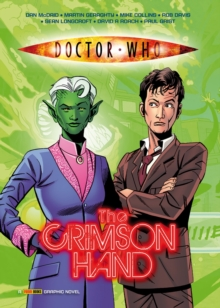 Doctor Who: The Crimson Hand, Paperback Book