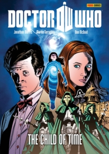 Doctor Who: The Child of Time, Paperback Book