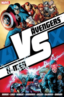 Avengers Vs. X-men, Paperback Book