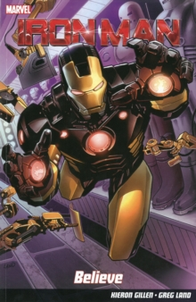 Iron Man: Believe, Paperback Book