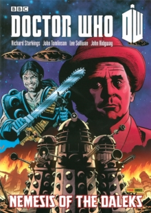 Doctor Who: Nemesis Of The Daleks, Paperback Book