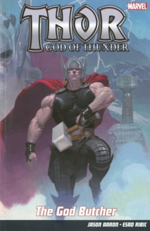 Thor: God Of Thunder, Paperback Book