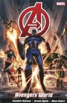 Avengers: Avengers World, Paperback Book