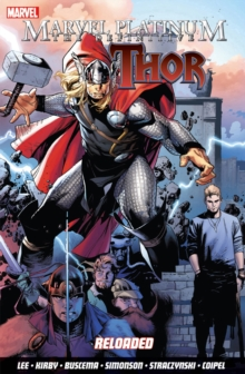 Marvel Platinum: The Definitive Thor 2, Paperback Book