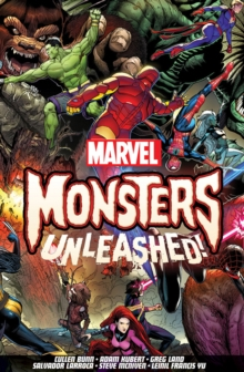 Monsters Unleashed!, Paperback Book