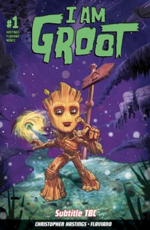I Am Groot Vol. 1, Paperback Book