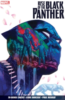 Rise Of The Black Panther, Paperback Book