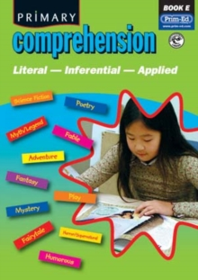 Primary Comprehension : Fiction and Nonfiction Texts Bk. E, Paperback Book