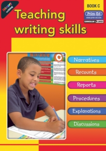 Primary Writing : Teaching Writing Skills Bk. C, Mixed media product Book