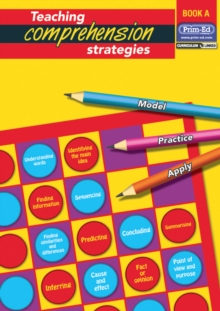 Teaching Comprehension Strategies : Developing Reading Comprehension Skills Bk. A, Mixed media product Book