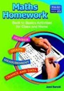 Maths Homework : Back to Basics Activities for Class and Home Bk. E, Paperback Book